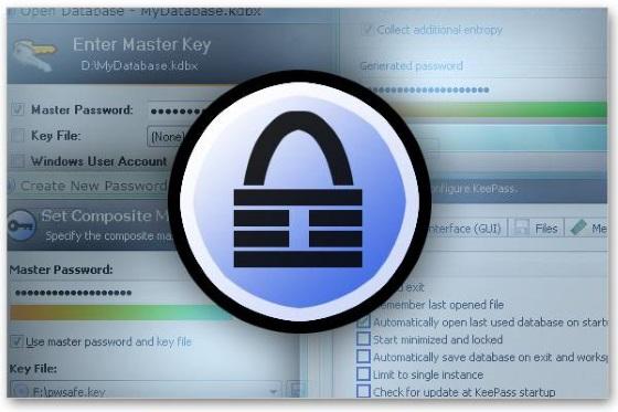 Менеджер паролей KeePass теперь может взломать каждый через специальную утилиту