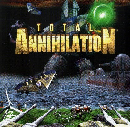 Total Annihilation доступна в Steam