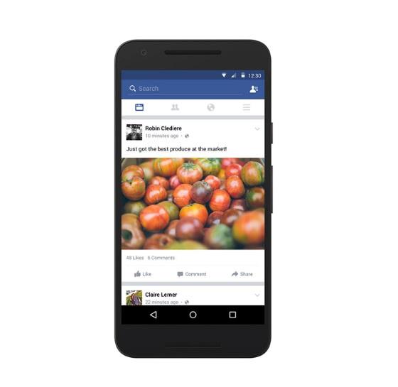 Facebook сможет работать в оффлайне