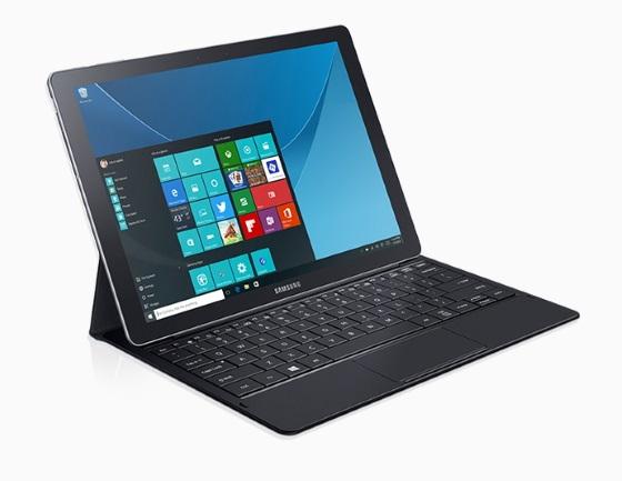 Samsung представила гибридный планшет Galaxy TabPro S