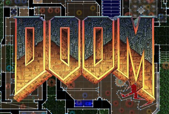 Джон Ромеро выпустил новую карту к Doom
