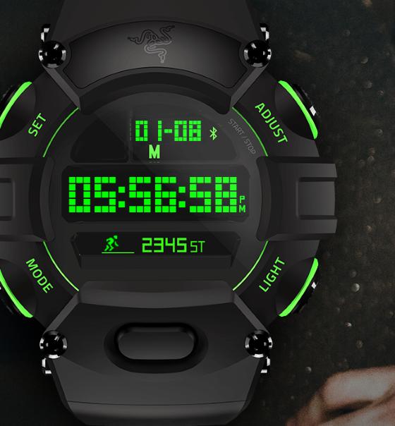 Razer Nabu Watch — долгоживущие смарт-часы