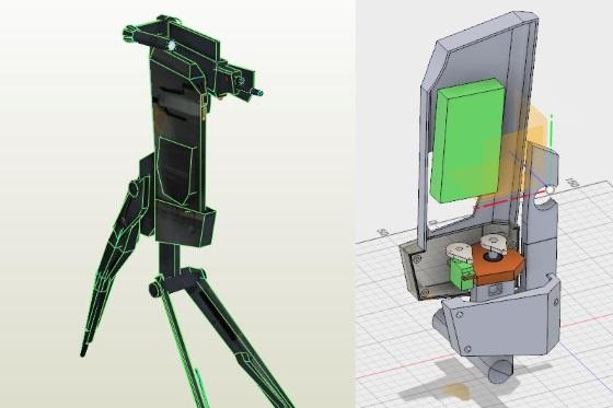 Фанат сделал охранную турель из Half-Life 2 используя Raspberry Pi