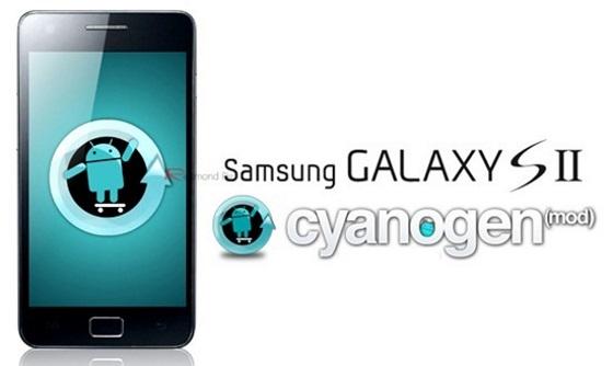 Galaxy-S-II-CyanogenMod