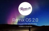 Remix OS теперь поддерживает 32-битные процессоры