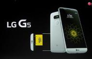 LG G5 представлен официально