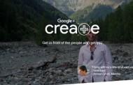 Create — платформа для творческих людей внутри Google+