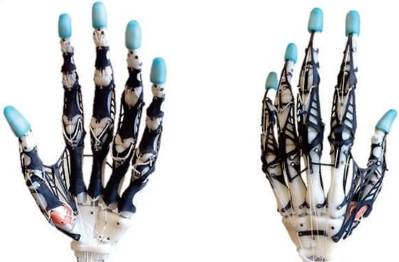 Новый протез будет намного сильнее напоминать человеческую руку