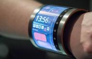 FlexEnable показала прототип часов с диагональною 4,7 дюйма