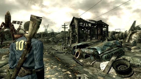скачать игру fallout 3 без дополнений