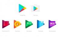 Иконки Google Play меняют внешность