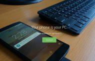 Maru OS сочетает в себе Debian и Android
