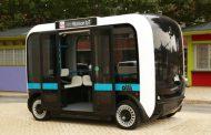 Olli – автобус напечатанный на 3D-принтере