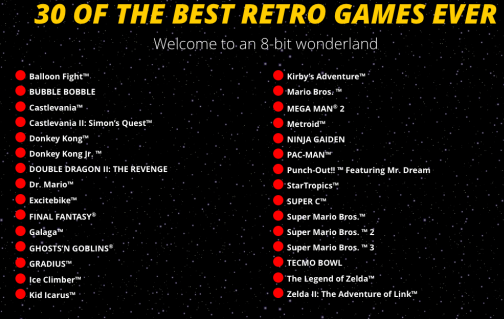 NES-Classic-Games