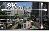 Японское телевидение начало вещание в разрешении 8K