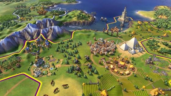 Названы системные требования Sid Meier's Civilization VI