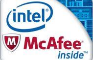 Intel продает антивирус McAfee