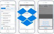 Dropbox для iOS получил поддержку iMessage и возможность подписи PDF