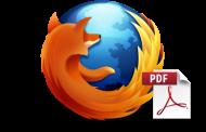 Firefox получит просмотрщик PDF из Chrome