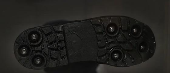 Ботинки с выдвижными шипами Gripforce – идеальный выбор для зимы