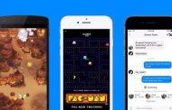 Facebook Messenger получил встроенные игры