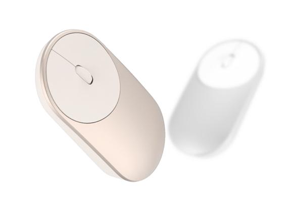 Xiaomi представила фирменную мышку Mi Mouse