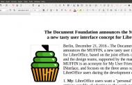 LibreOffice получит сразу 4 интерфейса