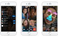Facebook Messenger теперь поддерживает групповые видеочаты