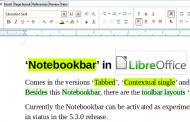 LibreOffice получит ленточный интерфейс в стиле Microsoft Office