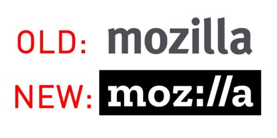 Mozilla сменила логотип