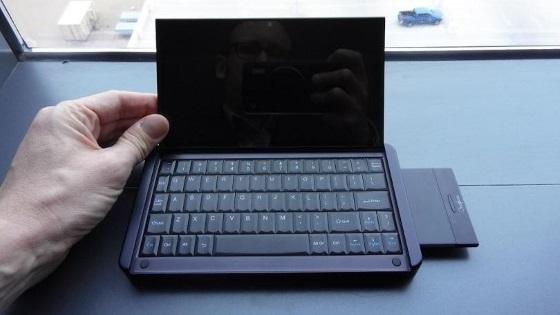 Graalphone – гибрид смартфона, планшета и ноутбука