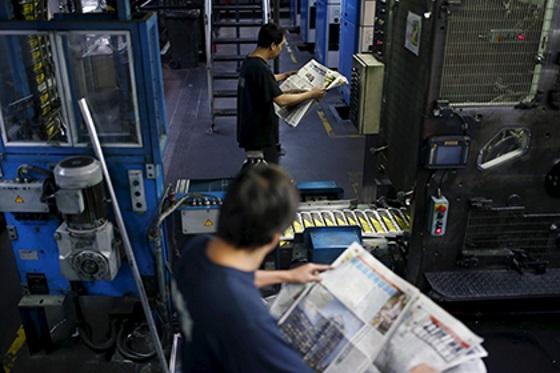 Китайский робот написал свою первую статью