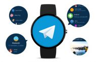 Telegram запустили для Android Wear