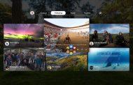 Facebook представила приложение для VR