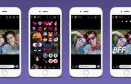 Viber теперь может украсить фото стикерами