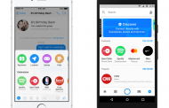 Facebook Messenger получил Spotify, Apple Music, Delivery, Mastercard и других ботов