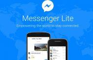 Facebook Messenger Lite стал доступен для 150 стран