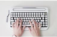 Penna – клавиатура для любителей ретро