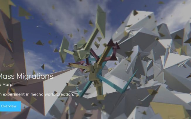 Google запускает демострационную VR-платформу