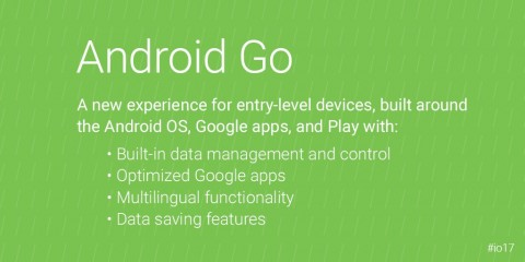 Android Go не будет новой вариацией Android – это лишь оболочка