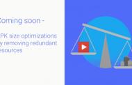 Приложения из Google Play будут весить меньше