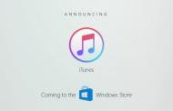 iTunes появится в Windows Store до конца года