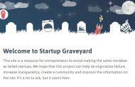 Startup Graveyard – сайт-кладбище неудачных стартапов