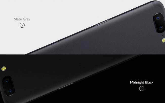 OnePlus 5 анонсирован официально и он чуть дешевле, чем ходили слухи