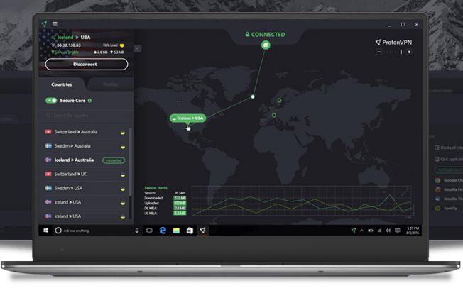 ProtonVPN – Новый VPN от создателей Protonmail