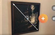 AR Measure – виртуальная линейка для iOS