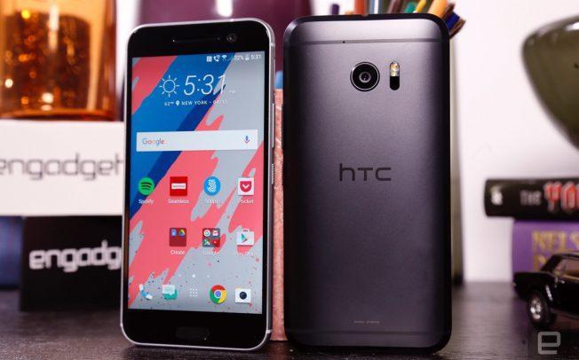 Из-за ошибки, клавиатура HTC начала показывать рекламу
