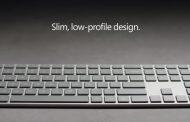 Microsoft выпустила в продажу фирменные клавиатуру и мышь