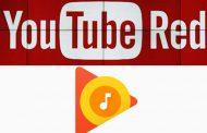 YouTube Red и Google Play Music будут объединены
