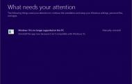 Windows 10 больше не поддерживает ряд процессоров